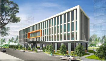 Thiết kế kiến trúc Bệnh viện đa khoa Tân Triều